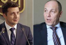 100 днів президентства Зеленського: Парубій зробив цинічну заяву - today.ua