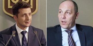 100 дней президентства Зеленского: Парубий сделал циничное заявление - today.ua