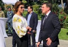 Перший прийом Володимира і Олени Зеленських: Марина Порошенко проігнорувала дрес-код - today.ua