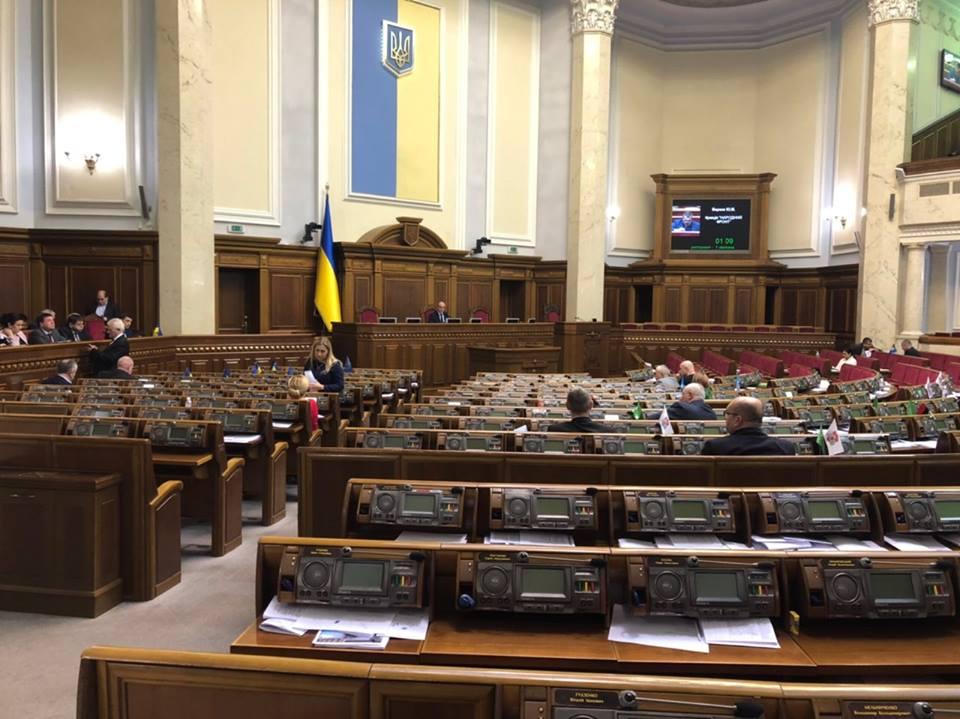 """""""Заблокували роботу парламенту"""": Парубій розповів, чому СБУ та ДБР вдерлися до Ради  - today.ua"""