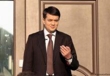 """""""Вы прекрасно знаете, что я по-русски говорю"""": Разумков признался, на каком языке """"запоет"""" новая Рада - today.ua"""