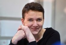 """""""Надя, это вы? Не верю!"""": Савченко поразила новым образом - today.ua"""