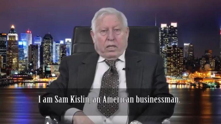 """""""Кошмар Порошенко"""": В Украину из США неожиданно прилетел Сэм Кислин"""