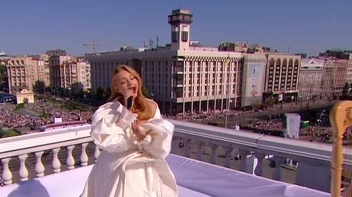 """&quotЦе моя дитяча мрія!"""": Тіна Кароль розкрила подробиці підготовки до Дня незалежності - today.ua"""