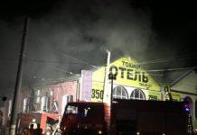 В Одессе в гостинице заживо сгорели восемь человек: появилось видео - today.ua