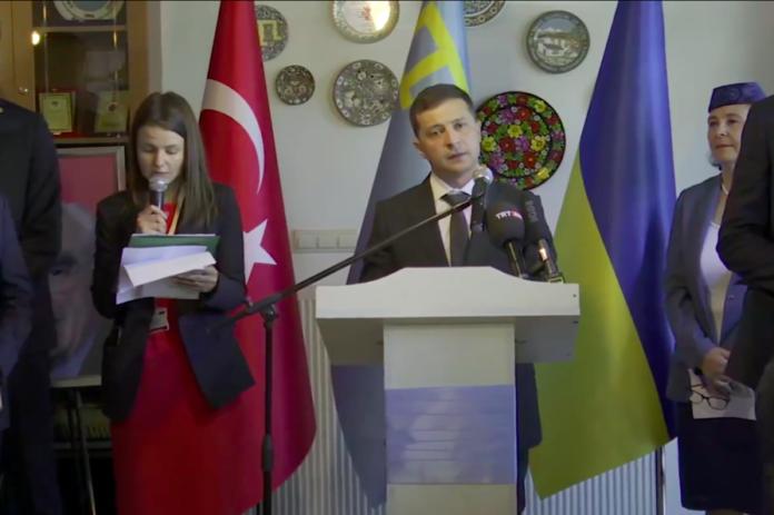 """&quotКрим обов'язково повернеться в Україну"""": Зеленський у Туреччині зробив офіційну заяву (відео) - today.ua"""