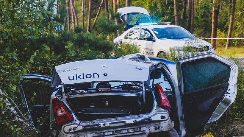 Ехал со скоростью 120 км/ч: 27-летняя пассажирка Uklon погибла в страшном ДТП - today.ua