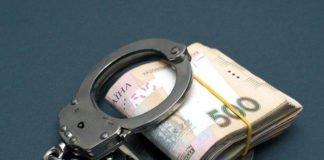 У Рівненській області начальника поліції затримали на хабарі у 39 тисяч - today.ua