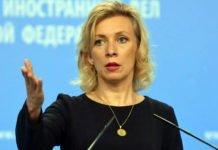 """Досить займатися блогерством"": Захарова жорстко звернулася до Зеленського - today.ua"