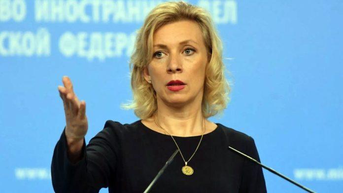 "&quotДосить займатися блогерством"": Захарова жорстко звернулася до Зеленського - today.ua"