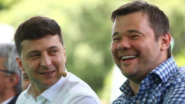 Зеленский придумал Богдану еще одну руководящую должность - today.ua