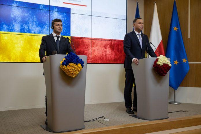 """&quotСеверный поток-2"""" - угроза для всей Европы"""": Зеленский встретился с Дудой и сделал мощное заявление - today.ua"""