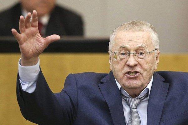"""&quotЯ не розумію президента!"""": Жириновський накинувся на Путіна через розмову з Зеленським - today.ua"""