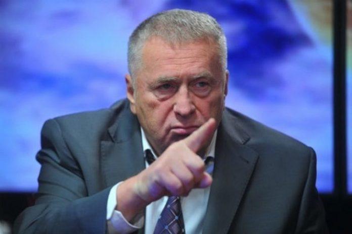 """&quotЗахлинеться Крим водою"""": Одіозний Жириновський запропонував затопити окупований півострів - today.ua"""
