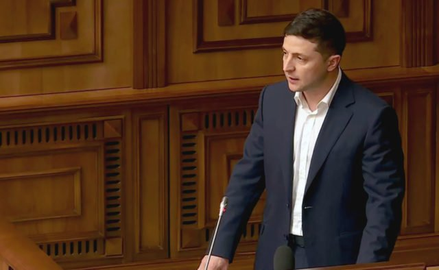 """&quotМожете увійти в історію"""": Зеленський пригрозив нардепам - today.ua"""