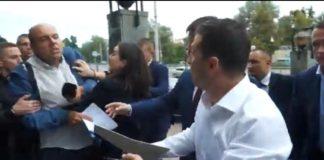 Без разговоров набросилась на журналиста: Мендель снова оказалась в центре скандала - today.ua