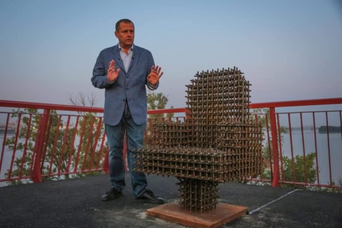 Зеленський програв парі: Філатов відкрив відремонтований міст у Дніпрі - today.ua