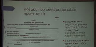 Кабмін ухвалив рішення про скасування довідок про реєстрацію місця проживання та склад сім'ї - today.ua