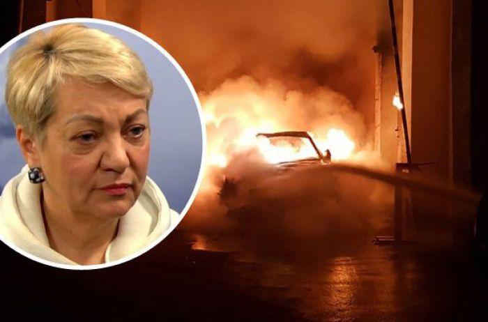 """""""Помста Коломойського"""": Гонтарева заявила про підпал свого будинку під Києвом  - today.ua"""