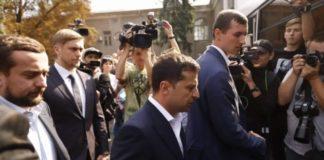 """""""Повел себя некрасиво"""": Богдан не пустил людей в троллейбус к Зеленскому - today.ua"""