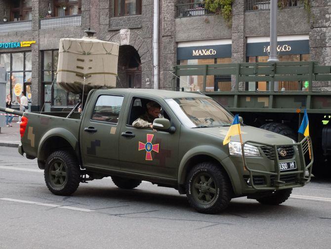"""&quotБогдан"""" Свинарчука продолжает поставлять свои авто в армию - today.ua"""