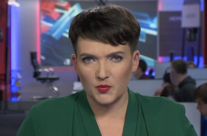 """&quotЗарплату платить не будут"""": Савченко рассказала о новой работе на канале Медведчука - today.ua"""