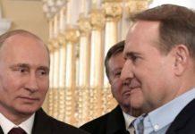 """""""Нічого доброго з цього не вийде"""": Путін захистив Медведчука перед Зеленським - today.ua"""