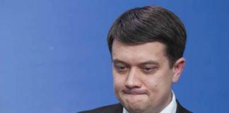 Разумков пообіцяв скласти мандат: названа причина - today.ua