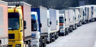В'їзд транспорту в столицю обмежено: водіям назвали причину - today.ua