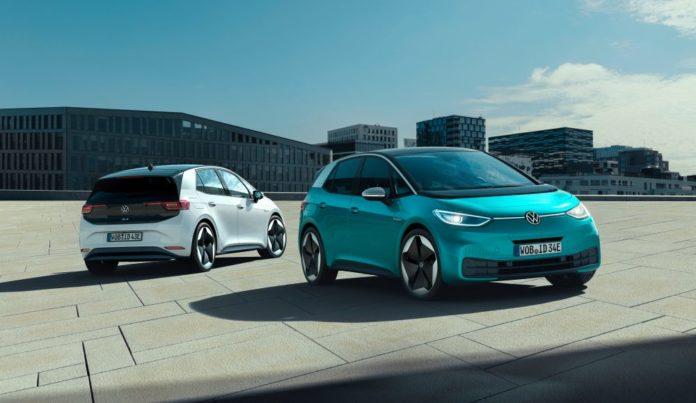 Volkswagen представив найдешевший електромобіль (фото) - today.ua