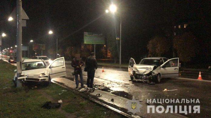 Пьяный коп на Volkswagen Golf устроил ДТП под Днепром: есть пострадавшие - today.ua