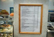Лососева ікра та тигрові креветки: В їдальні Верховної Ради оновили меню - today.ua
