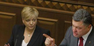 Порошенко обіцяє 3 млн гривень за інформацію про кривдників Гонтаревої - today.ua