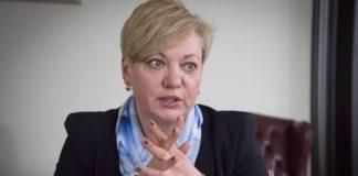"""Гонтарева сделала откровенное заявление относительно угроз"""" - today.ua"""