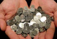 З 1 жовтня монети номіналом 1, 2 і 5 копійок перестануть бути платіжним засобом в Україні - today.ua