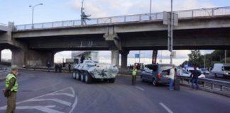 """""""Заради кохання"""": стала відома причина захоплення мосту Метро в Києві - today.ua"""