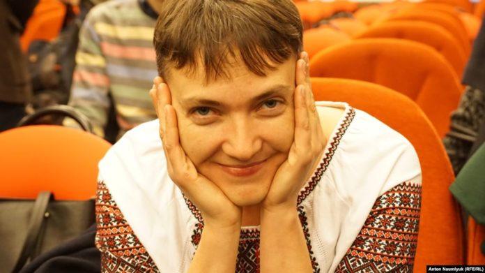 """&quotБогиня!"""": Савченко вразила новим образом (фото) - today.ua"""