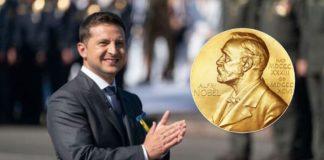 У Росії пропонують висунути Зеленського на Нобелівську премію миру - today.ua