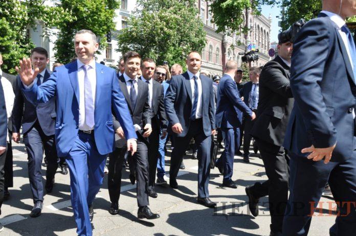 Лучшие в мире: охрана Зеленского всем утерла нос (фото, видео) - today.ua