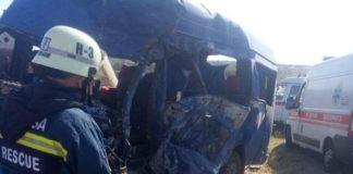 Під Одесою бензовоз розчавив маршрутку: 9 загиблих (відео) - today.ua