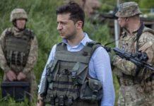 Відведення ООС по всій лінії фронту: Зеленський дав вказівку - today.ua