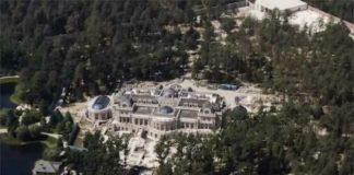 """Журналисты показали аномально роскошный особняк Ахметова, построенный на деньги от """"Роттердама+"""" - today.ua"""