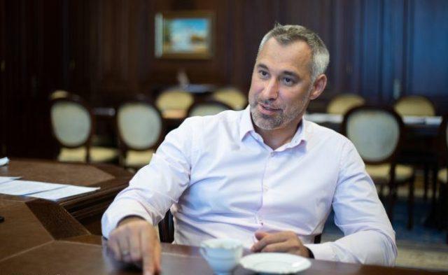 Генеральный прокурор Украины анонсировал резонансные «посадки» топ-чиновников