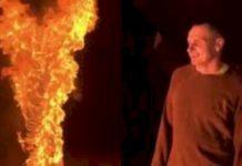 «Гори у пеклі, символ Росії»: Сенцов спалив тюремну робу (відео) - today.ua