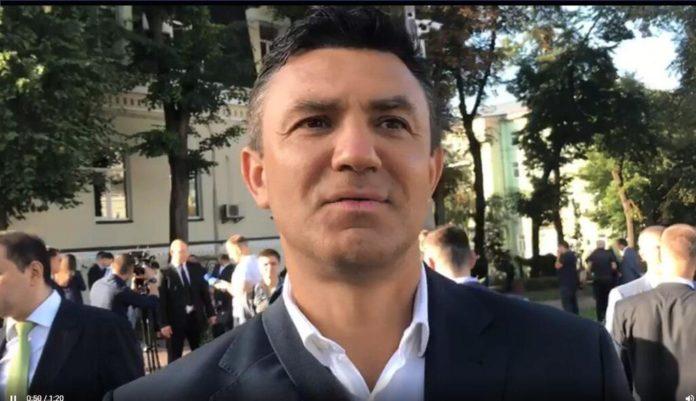 """&quotКто вы такая?"""": нардеп-ресторатор Тищенко нахамил журналистке в ответ на элементарный вопрос - today.ua"""