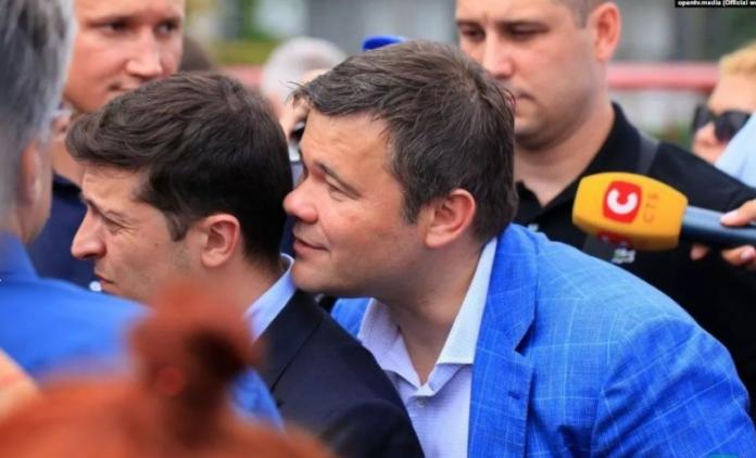 Богдан рассказал, о чем шептал на ухо Зеленскому в Днепре - today.ua