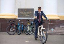 """""""Мне не разрешают"""": Зеленский рассказал, почему не ездит на работу на велосипеде - today.ua"""