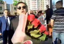 """""""Такого собі навіть Янукович з дружиною не дозволяли"""": Зеленського розкритикували за заборону журналістам знімати сина-першокласника - today.ua"""