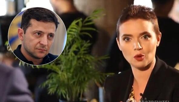 Яніна Соколова кинула виклик Зеленському (відео) - today.ua