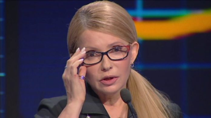 Тимошенко закликала підтримати Зеленського після скандалу з Трампом - today.ua